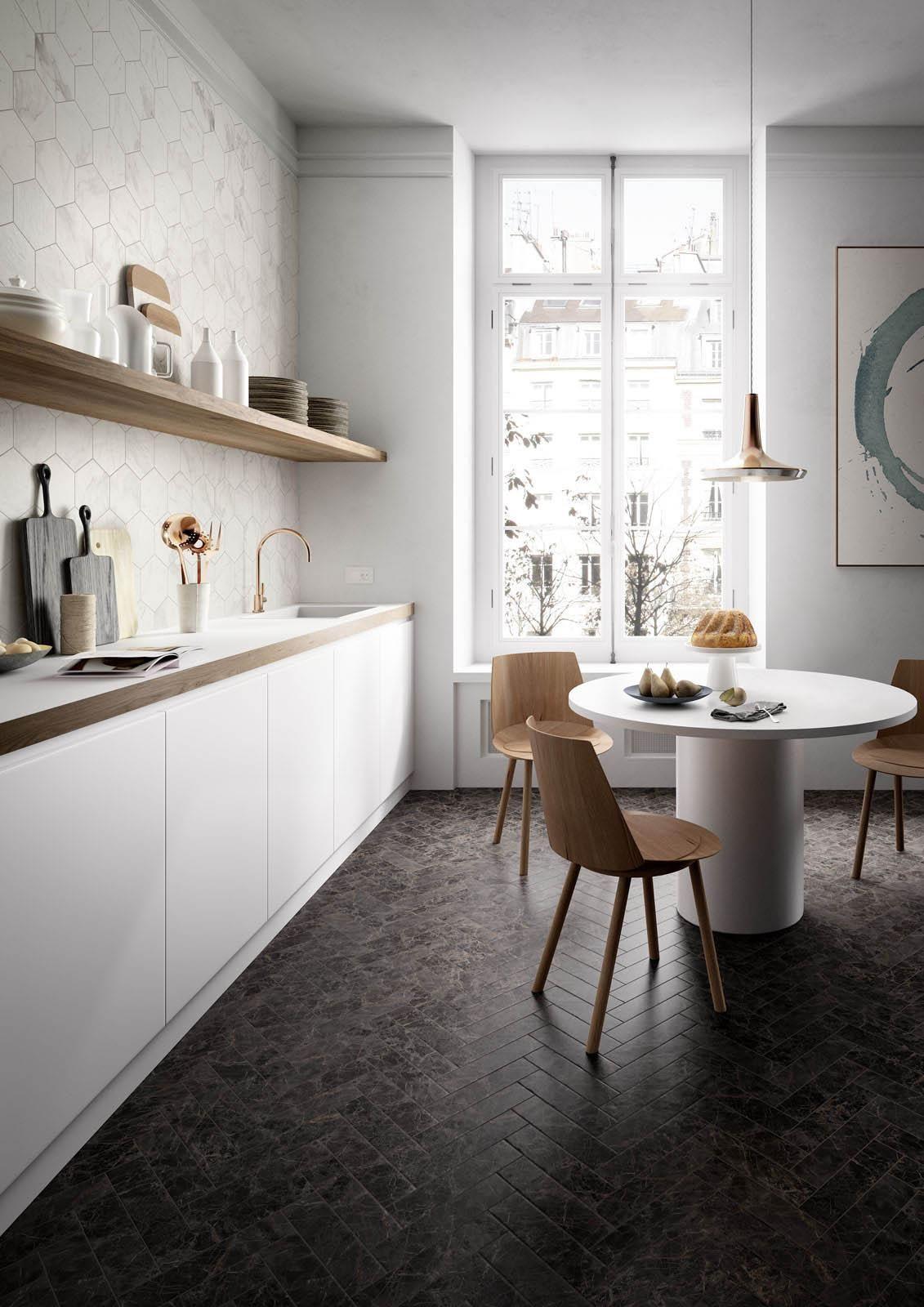 Allmarble  Marmoroptik  Küche  Küche  Pinterest  Fliesen