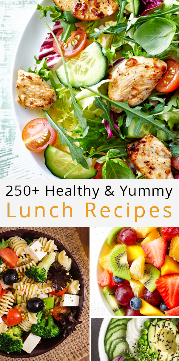 220 Astonishing Healthy Lunch Recipes Lunch Recipes Healthy Lunch Recipes Healthy Lunch