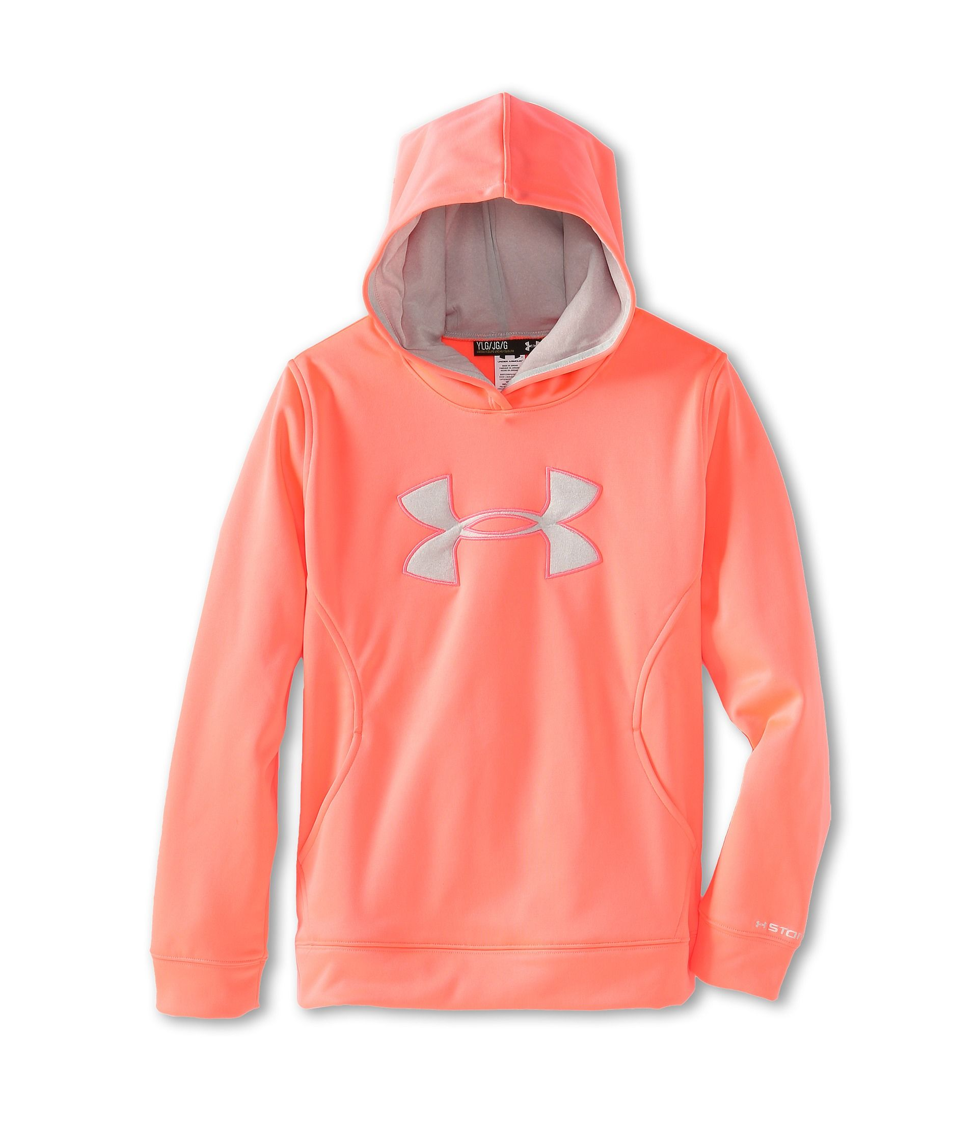 under armour sweatshirts for girls orange wwwpixshark