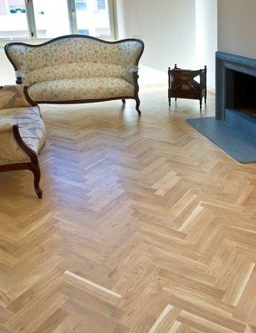 Le varianti della posa a spina parquet timber flooring for Cristiani parquet
