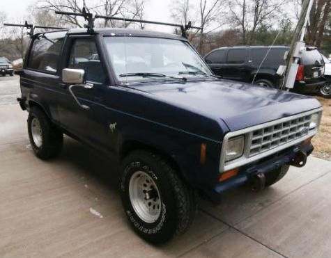 1200 Ford Bronco Ii For Sale In Tennessee Ford Bronco Suv For Sale Cheap Cars For Sale