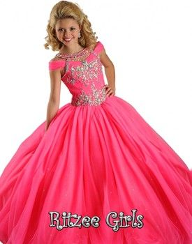 142095606128 Ritzee Girls 6572 | Glitz Pageant Dress For Girl | Pageant Dresses ...