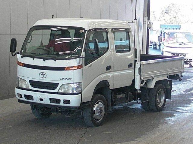 Toyota Dyna Tipper Toyota Dyna Mini Trucks 4x4 Daihatsu