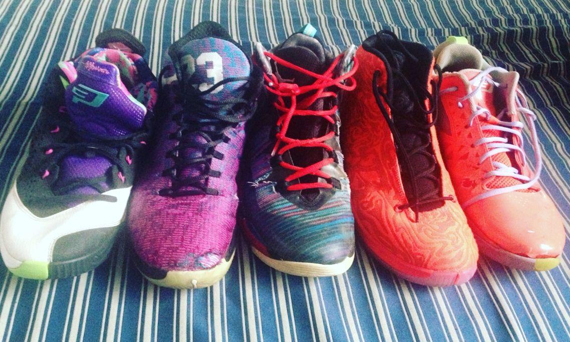 All my jordans shoes  #jordan23