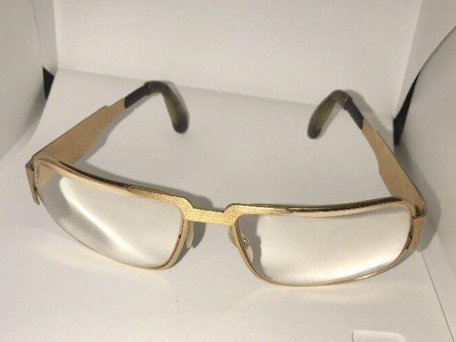 360da970913 Vintage Nautic Neostyle Glasses Germany Gold Tone