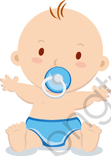 Baby Boy Png : Clipart, Shower, Shower,, Scrapbook