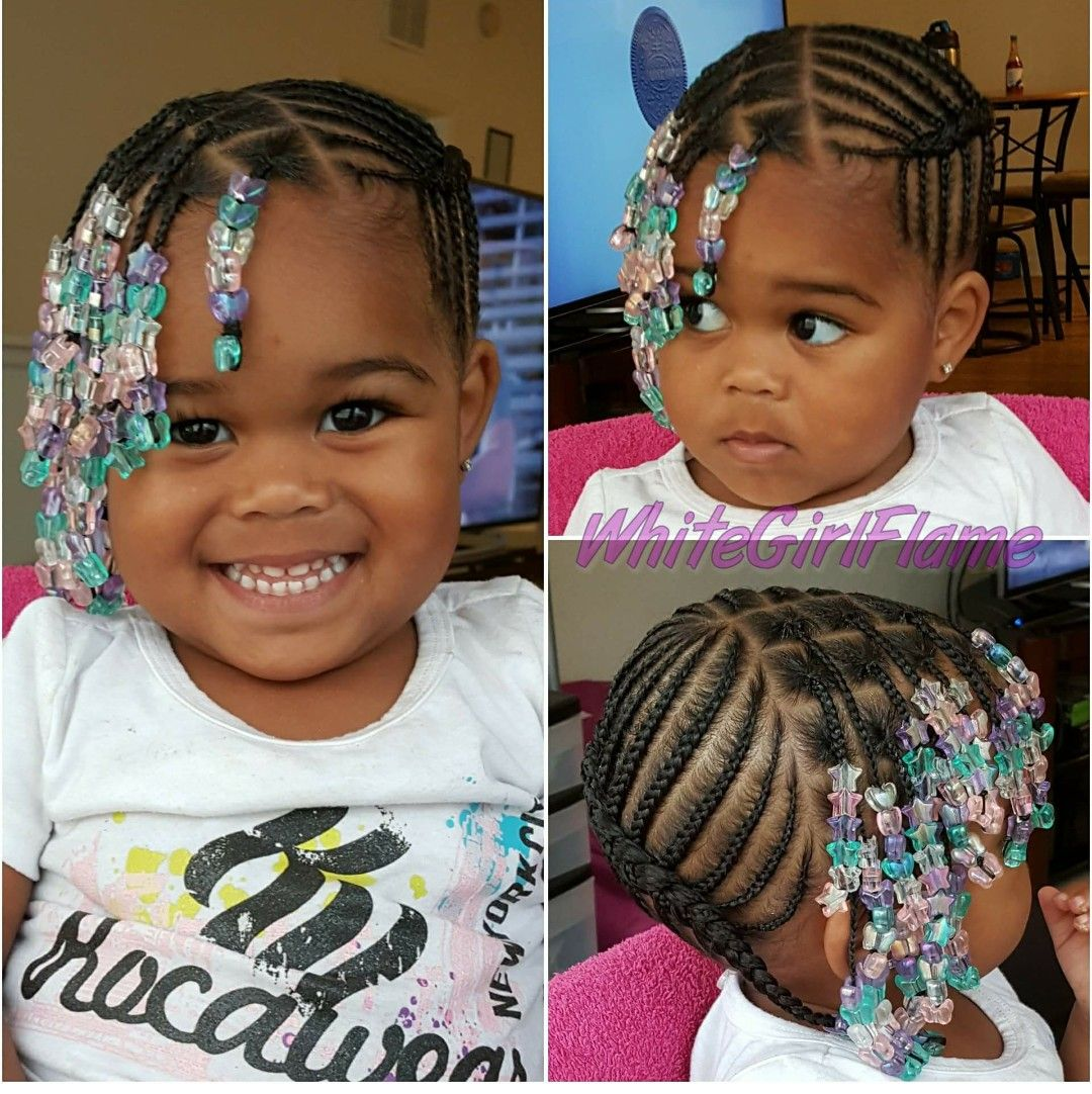 Braided Hairstyles For Little Girls Beautiful Baby Girl With A Smile That Makes Me Happy  Hairstyles