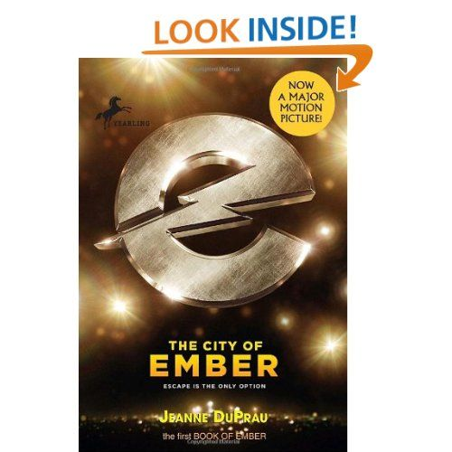 Saw The Movie Years Ago Liked It And Finally Decided To Read The Book Ofc It S Way Better Than The Movie Great Little Rea City Of Ember Book City Of Ember