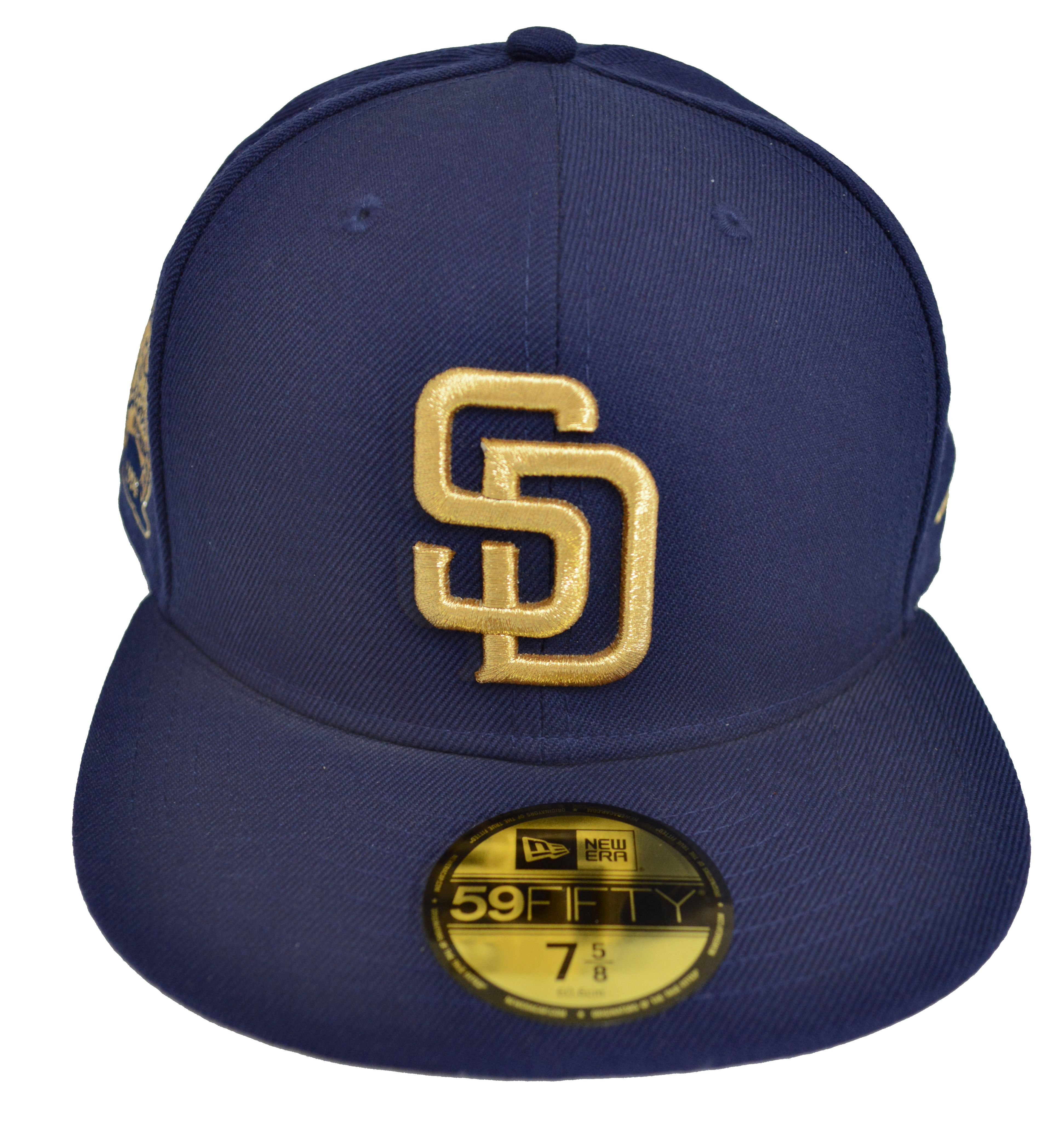 5cbea46add4cf Gorras Originales New Era Beisbol San Diego Padres 59fifty -   569.00