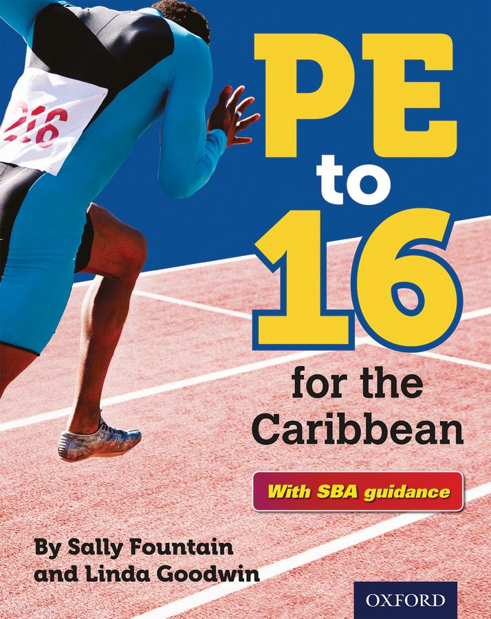PE TO 16 FOR THE CARIBBEAN Caribbean, Books, Textbook