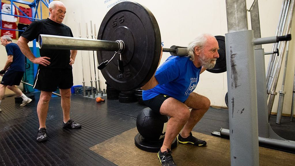 A New Study Shows It S Never Too Late To Begin Strength Building Crossfit Training Crossfit Injuries Crossfit Challenge