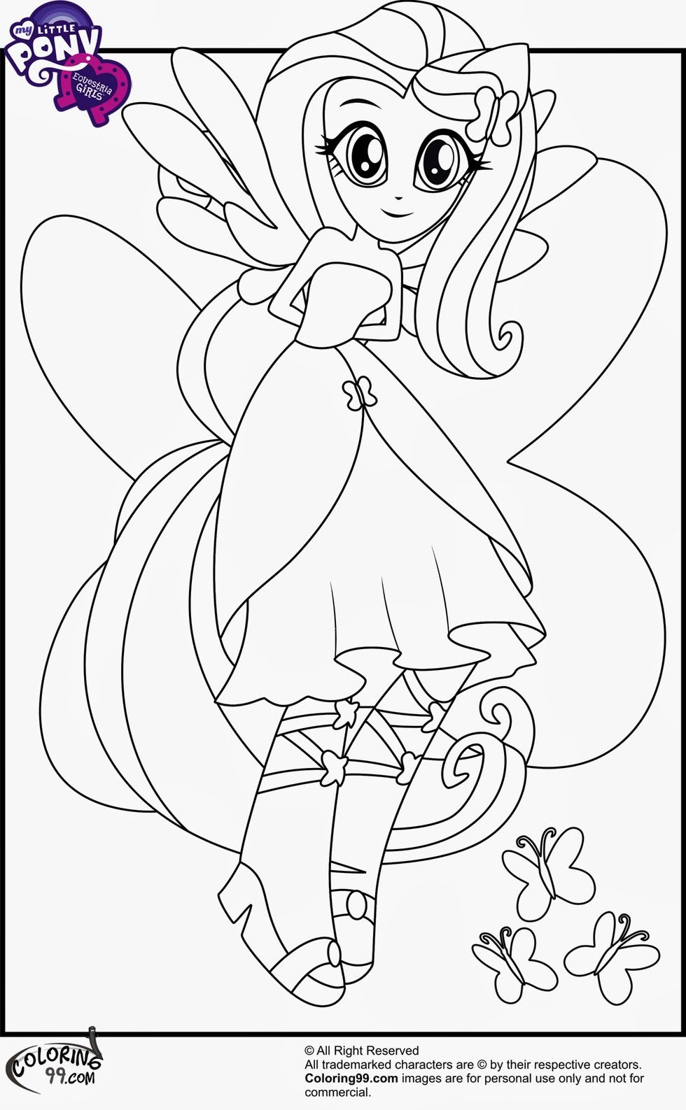 Mlp Equestria Girls Coloring Pages Equestria Girls Imágenes
