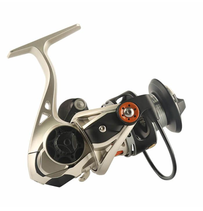 spinning fishing reel fishmx mx series 7 1 stainless steel ball