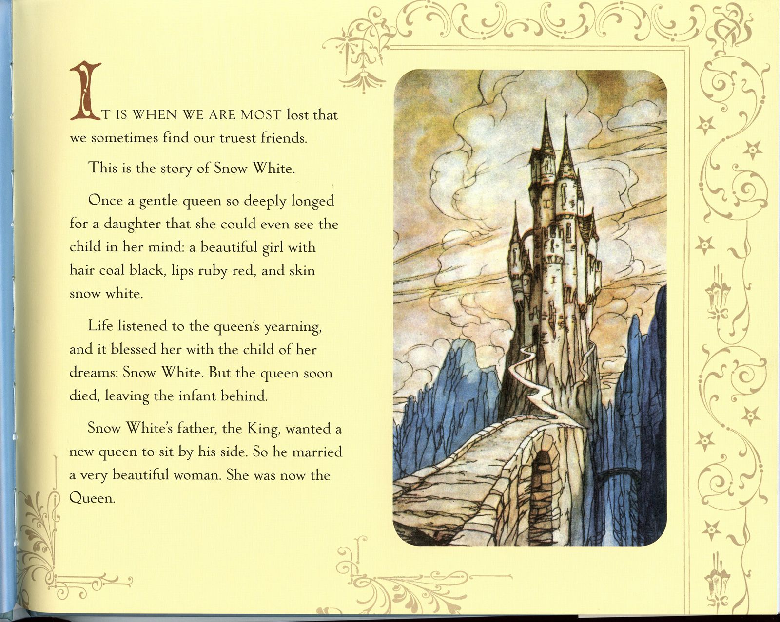 old book page fairytale - Google Search | Art / Design ...