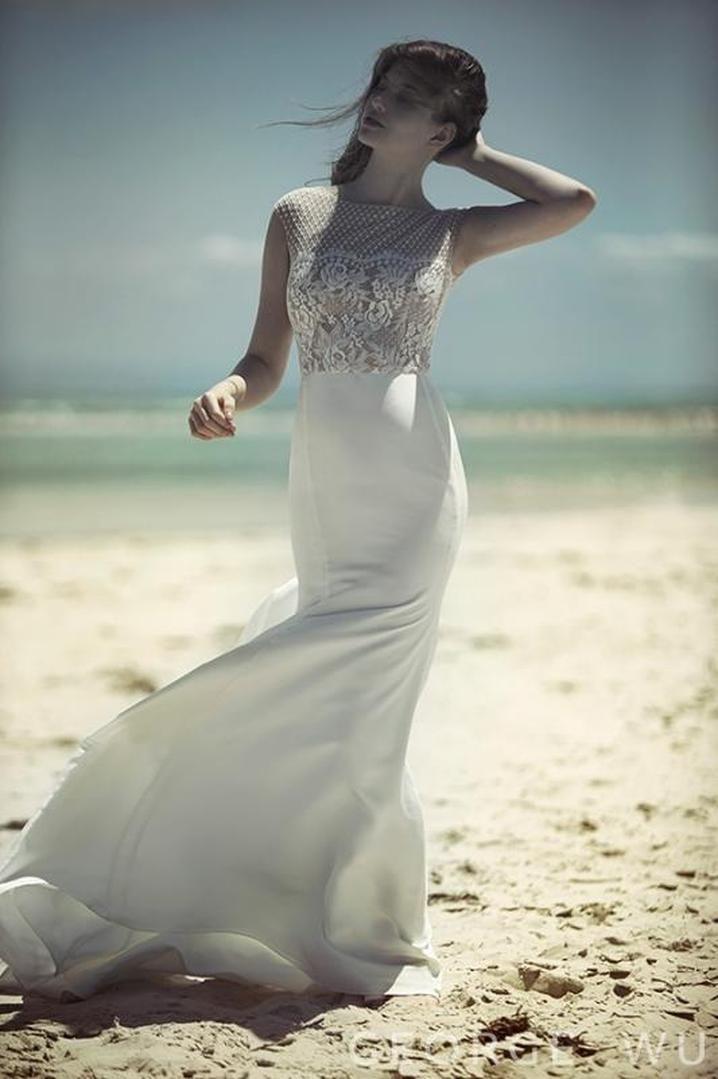 George Wu Wedding Dresses — The Light of Eden Bridal