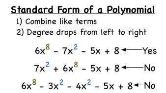 simplest form polynomial Simplest Form Polynomial The Cheapest Way To Earn Your Free