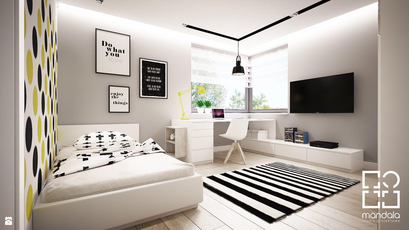 Pokoj Dla 9 Latka Skawina Project Schlafzimmer Kinder Zimmer I
