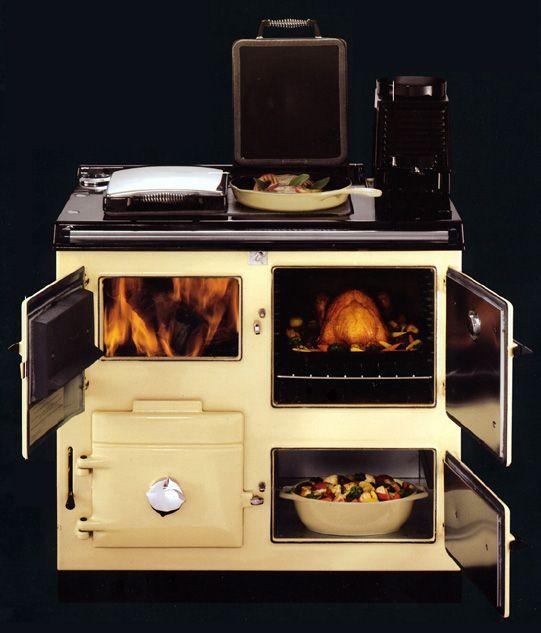 Rayburn wood stoves and wood heaters - Rayburn Wood Stoves And Wood Heaters COOKING VESSELS Pinterest