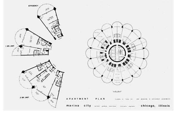 Marina City Floor Plans Yahoo Image Search Results Marina City