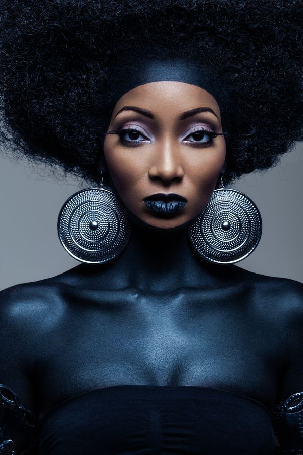Cool Creatives: Orphée Noubissi #Cameroon #africanbeauty