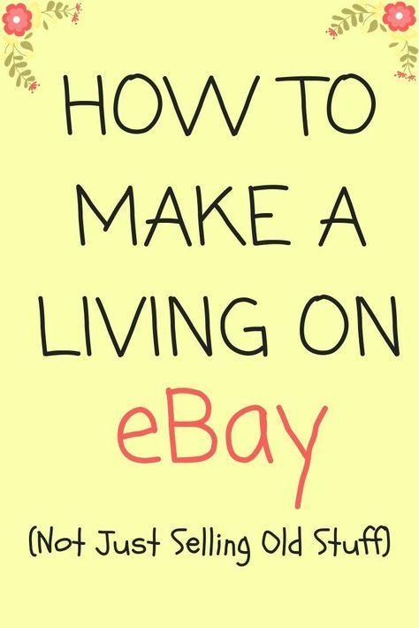 If you are looking for ebay selling tips or ideas of how to set up your own ebay business then here are lots of reall ideas from someone who makes a living on ebay.