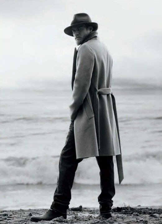 a732b79a7fa7 I love long walks on the beach in trench coats and motorcycle boots. I m  kind of a big deal.