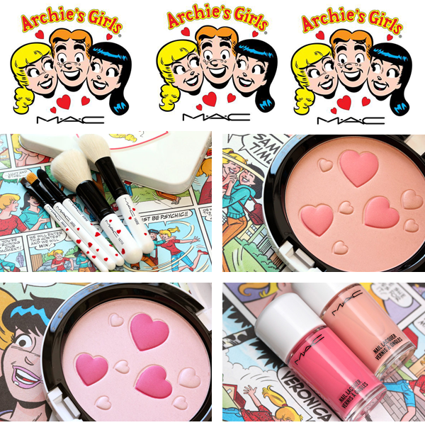 BETTY BOOP M.A.C COLLECTION