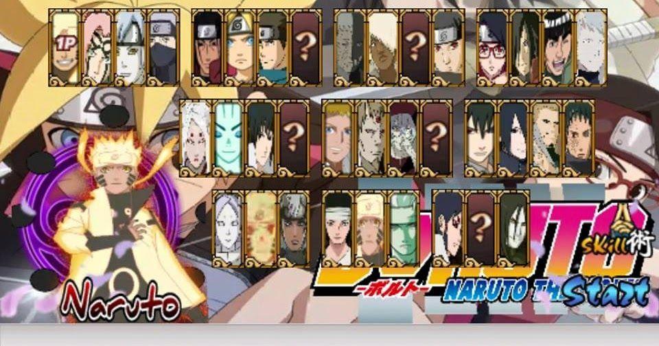 Download Naruto Shippuden Ultimate Ninja Storm 4 Road to