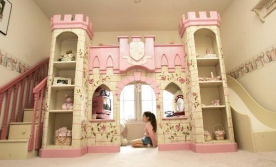 Le château de la princesse - Momes.net | Déco | Pinterest | La ...