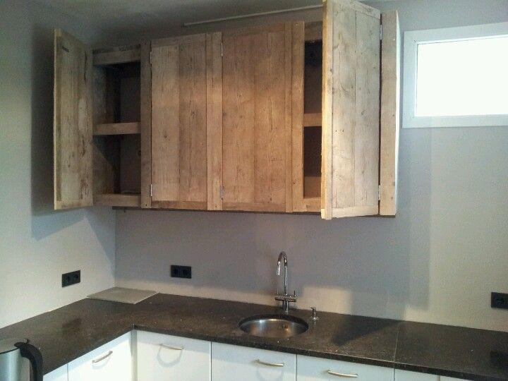 Witte Keuken Bovenkastjes : Keuken bovenkastjes keuken 2 pinterest bovenkastjes keuken en