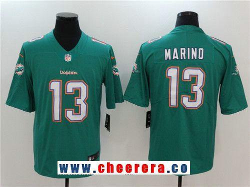 promo code 8b0f1 c0028 2014 new nfl jerseys miami dolphins 13 dan marino black ...