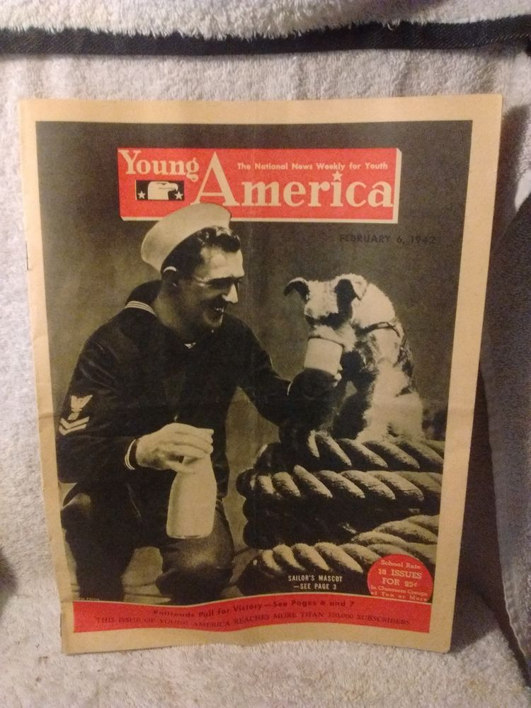 Young America February 6 1942 Young america, Interesting