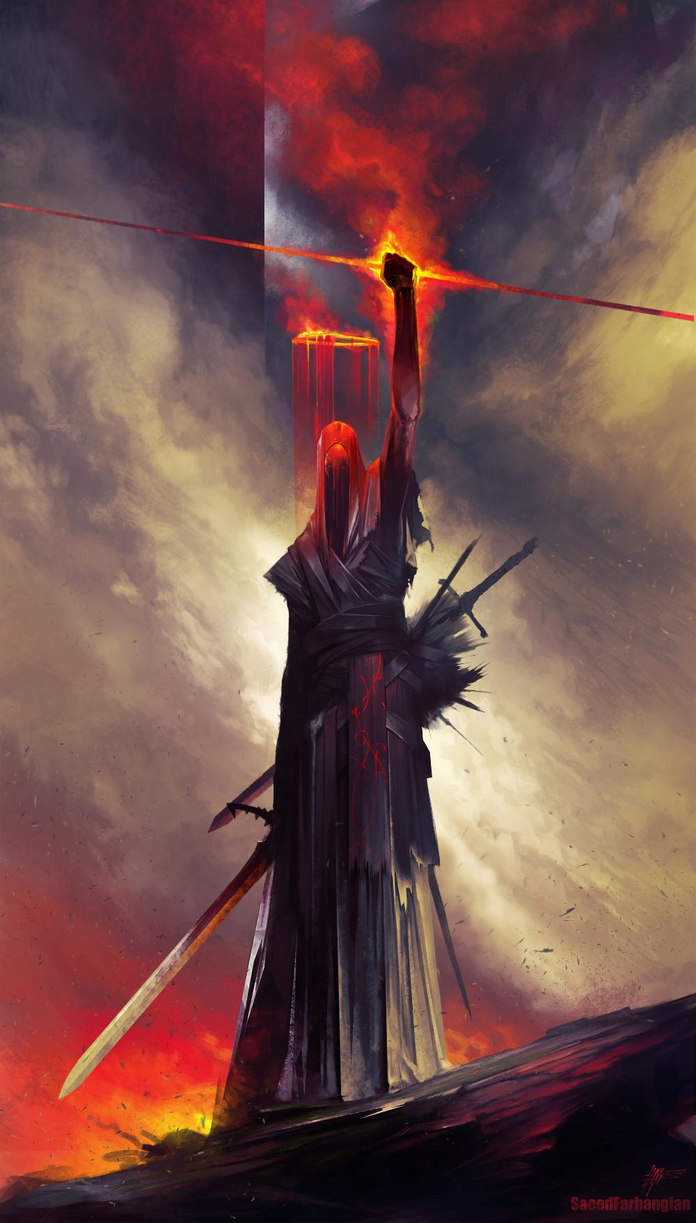 Blood angel, saeed farhangian