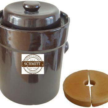 fermentácia Jar