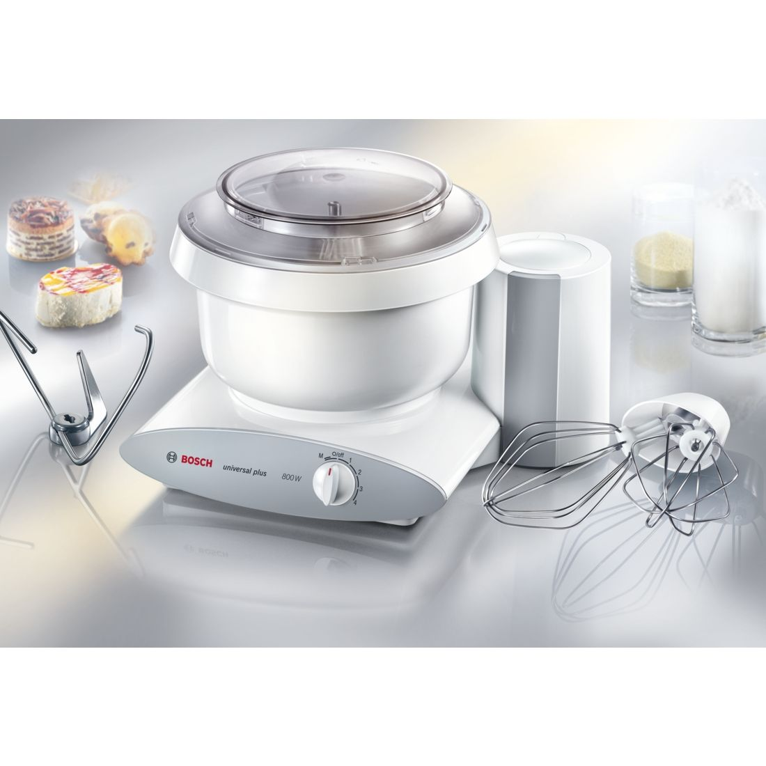 Bosch mixer MUM6N10UC | Standing mixer | Food processor ...