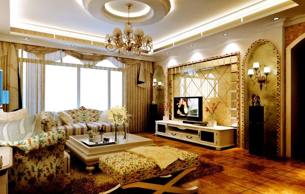 Most Beautiful Interior Design Living Room