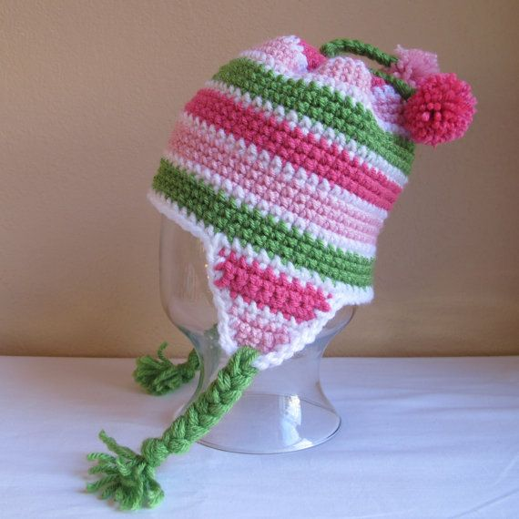 Crochet Hat Pattern Snow Day Crochet Pattern For Ear Flap Etsy In 2021 Crochet Hat Pattern Crochet Crochet Patterns