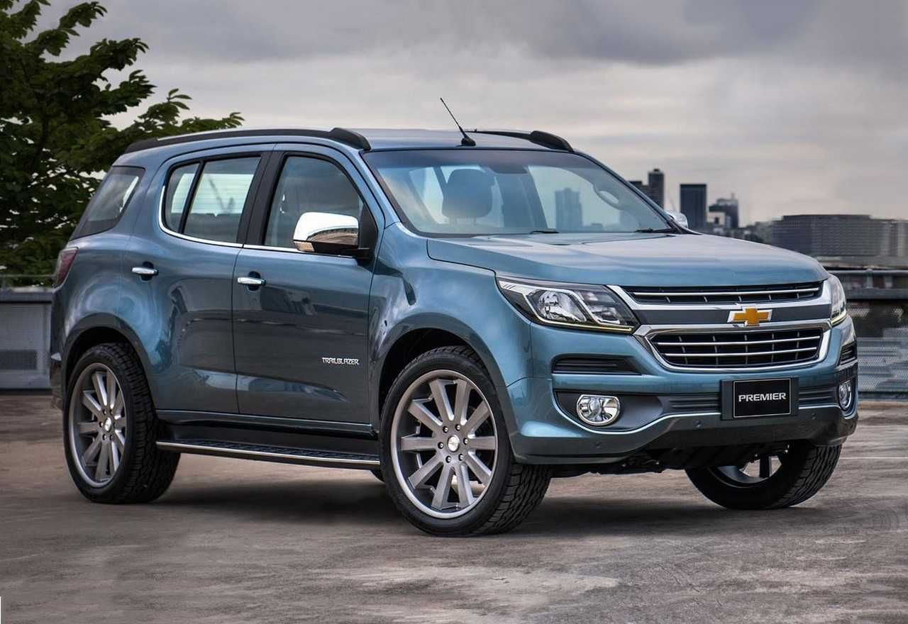 2018 Chevy Trailblazer Specs Price And Release Date