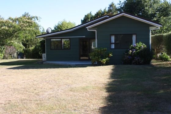 Green Acre Kinloch-Kinloch-Bach or holiday home