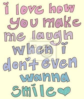 Romantic Words Of Love I Love How You Romantic