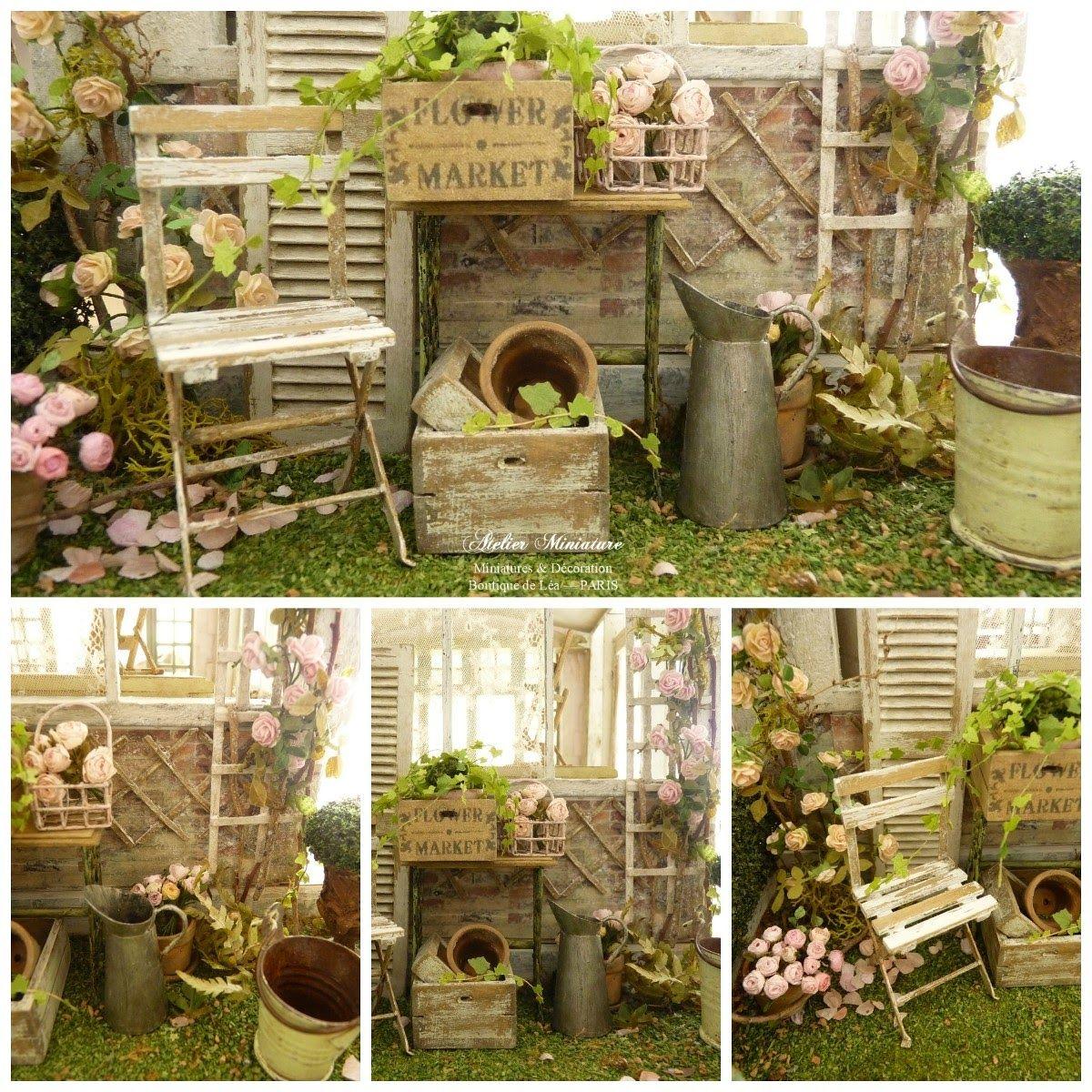 atelier de l a un jour la campagne jardin d 39 t. Black Bedroom Furniture Sets. Home Design Ideas