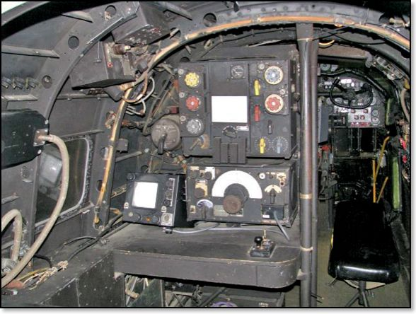radio operator's position