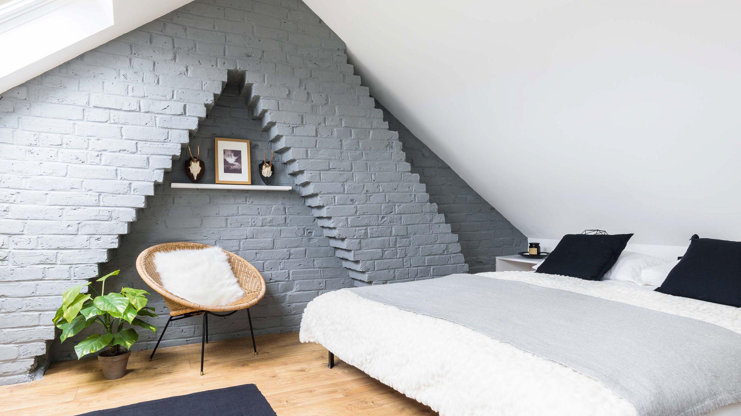 Real Home Remodelling A Loft Style Maisonette Loft Spaces Loft Room Loft Conversion Bedroom