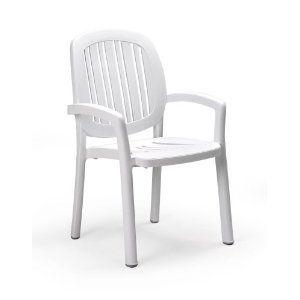 Nardi Ponza high back chair