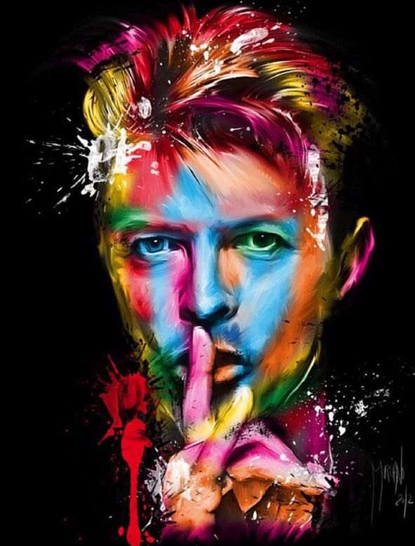 Bowie by Patrice Murciano