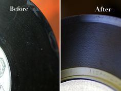 clean records before and after -- i feel i should try this, it could be very handy