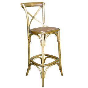 Pleasing St Tropez Barstool Coricraft 1495 Decor Bar Stools Design Theyellowbook Wood Chair Design Ideas Theyellowbookinfo