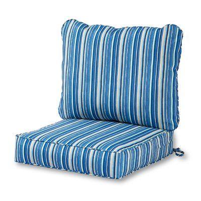 greendale home fashions outdoor lounge chair cushion fabric rh pinterest com