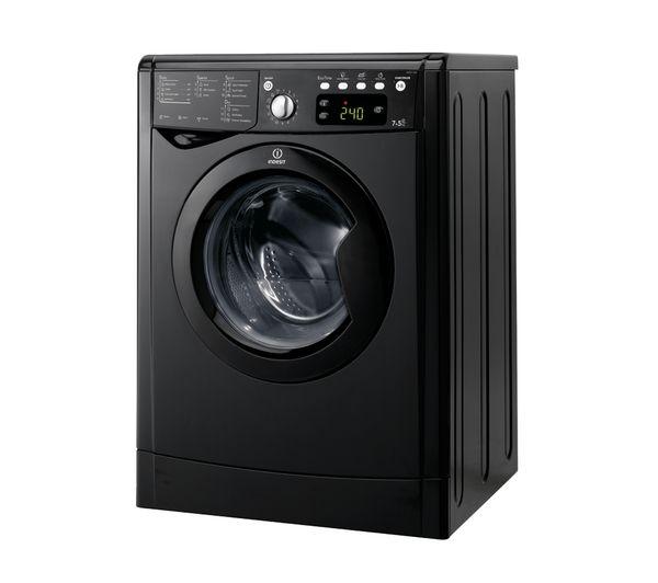 buy indesit iwde 7145k washer dryer black free delivery currys rh pinterest com