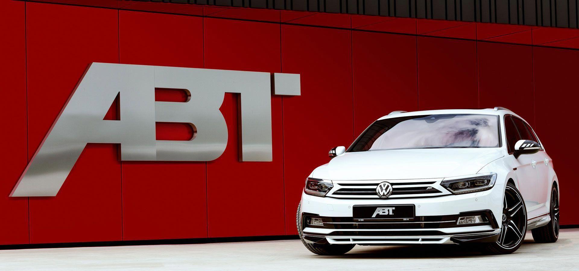 Vw Passat Abt Sportsline Customvwpassat Vw Passat Volkswagen Passat Volkswagen